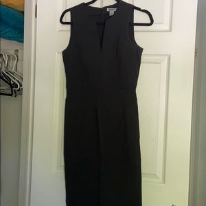 Black dress by DKNY